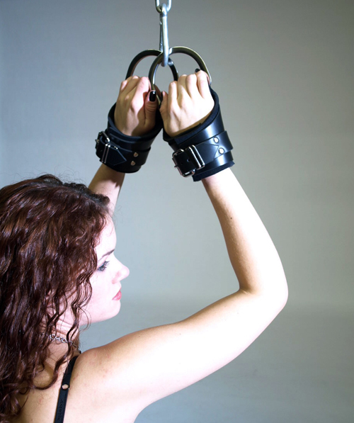 BDSM Style Cuffs and Collars