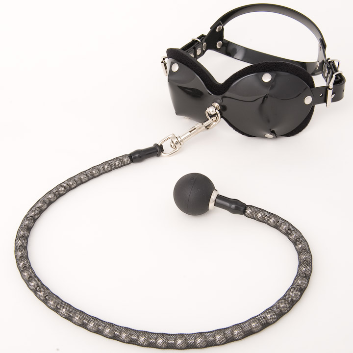 Ball and Chain Leash.
