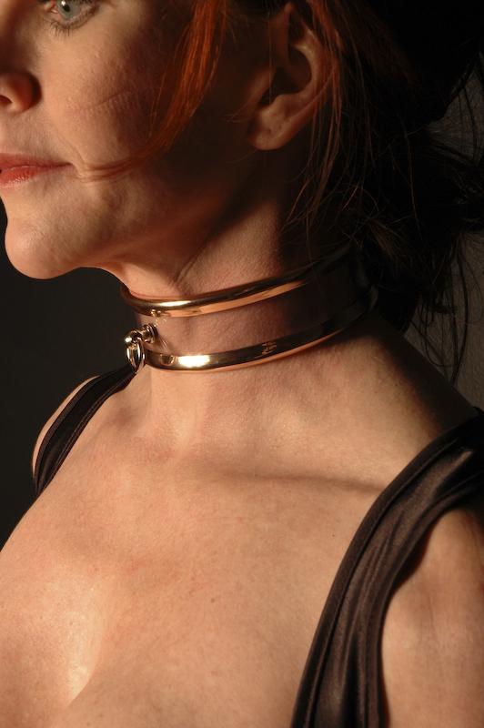 Crystal Collar ( Locking Style)