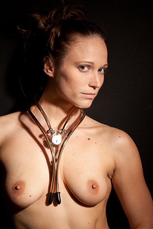 The Formal Crystal Collar.
