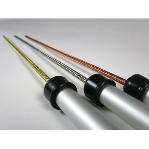 Metal-Flex-Cane. ( in 3 styles )