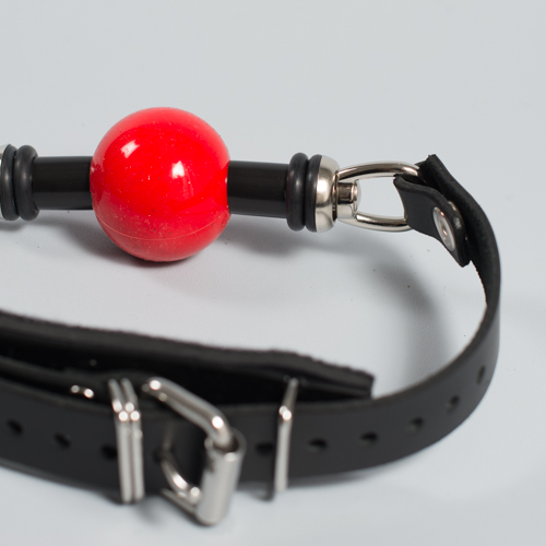 "The ""Silicon-Joy"" Style Ball Gag. ( quick-switch )"