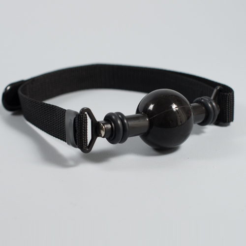 "The ""Silicon-Joy"" Ball Gag. ( standard style)"