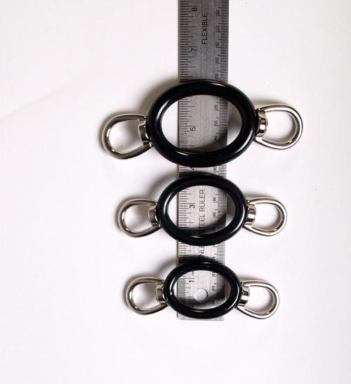 Elliptical Ring Gag. ( 3 sizes )